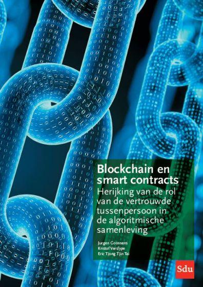 Boekvoorstelling: Blockchain en smart contracts