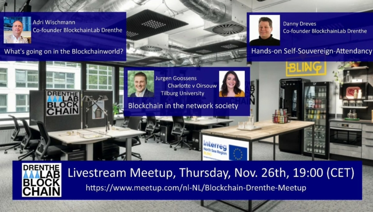 Blockchainlab Drenthe Meetup