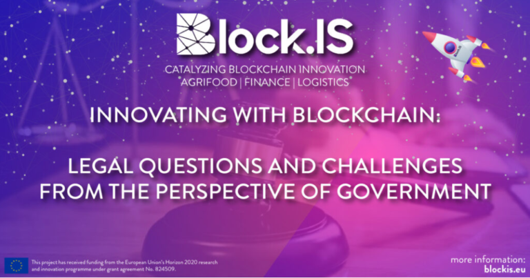 Innovating with Blockchain